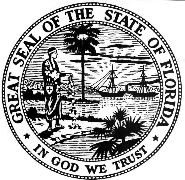 State of Florida Seal