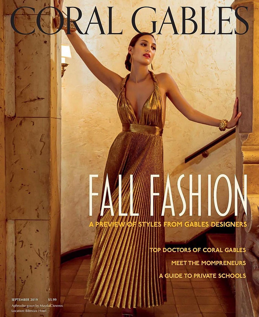 Coral Gables Magazine September 2019 Issue