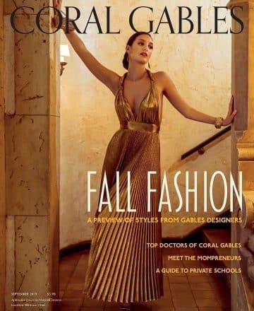 Coral Gables Magazine September 2019 Issue