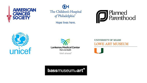 Charities that Dr. Jegasothy contributes to