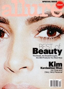Dr. Jegasothy featured in Allure October 2017 Cover